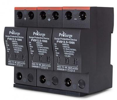 Classe 1 + 2 Tipo 1 + 2 SPD para Solar DC PV - Prosurge-400