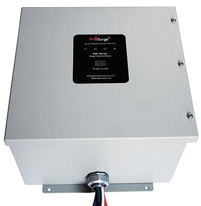 dispositivo de proteção contra surtos de painel (painel SPD) - Série PS