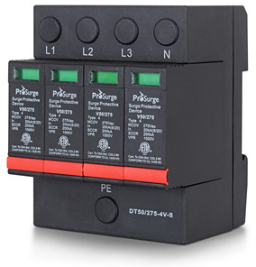 ETL Certified DIN-rail Surge Protection Device (SPD)