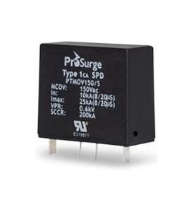 TPMOV - MOV com proteção térmica