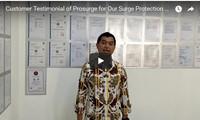 Testimonial del cliente de Indonesia_200