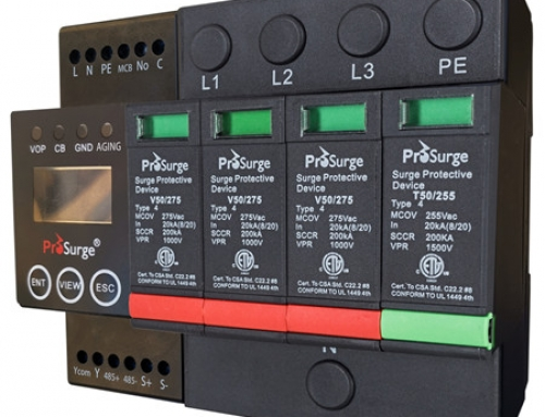 Smartly Monitoring Your Surge & Power Protection